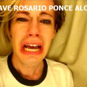LEAVE ROSARIO PONCE ALONE